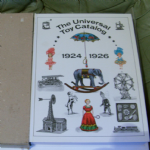 The Universal Toy Catalog 1924/26 huge big reference book on old toys